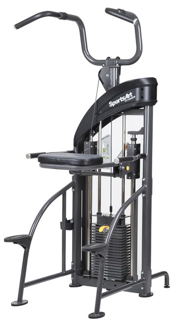 SportsArt DF-207/P711 PERFORMANCE DUAL FUNCTION CHIN-UP/TRICEP DIP
