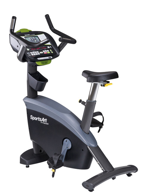 SportsArt C575U STATUS UPRIGHT CYCLE (C575U-900MHZ)