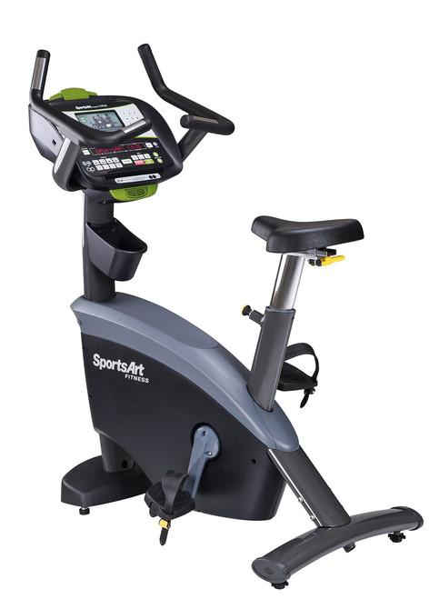 SportsArt C575U STATUS UPRIGHT CYCLE (C575U-900MHZ)