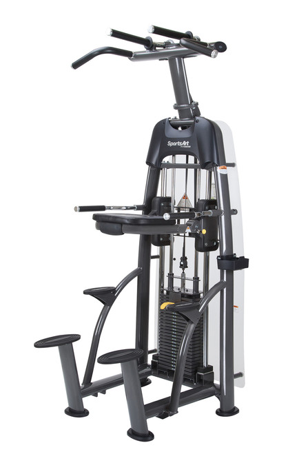 SportsArt S911 STATUS ASSISTED CHIN-UP & TRICEP DIP