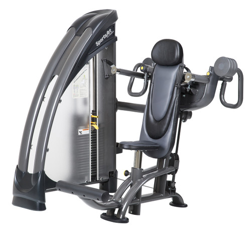 SportsArt S917 STATUS INDEPENDENT SHOULDER PRESS