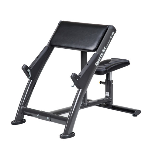 SportsArt A999 ARM CURL BENCH