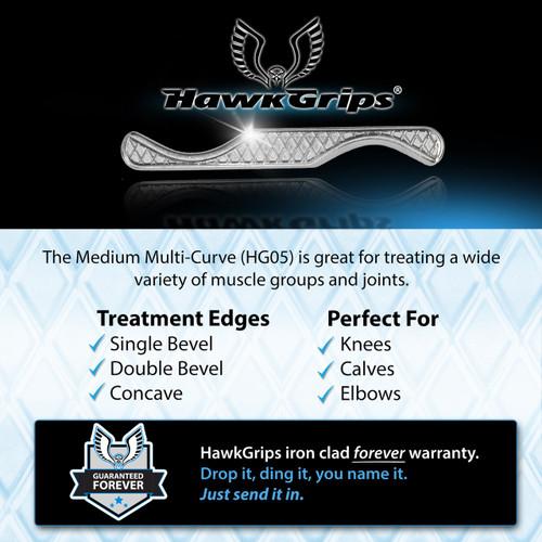 HawkGrips Medium Multi-Curve (HG05)