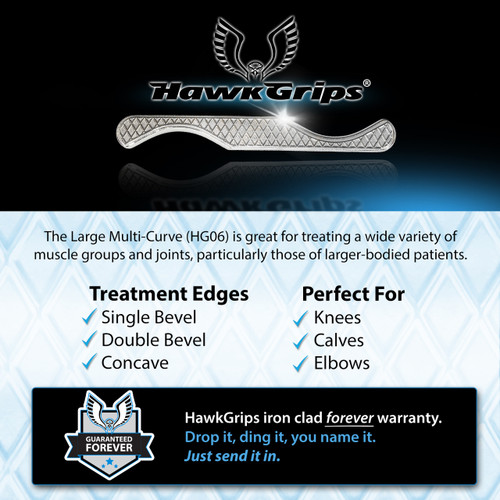 HawkGrips Large Multi-Curve