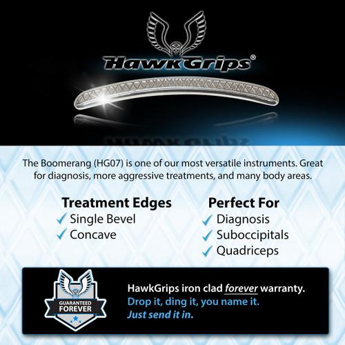 HawkGrips Boomerang Instrument (HG07)
