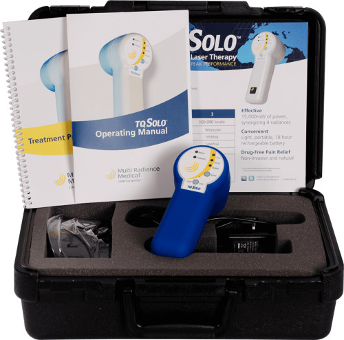 Multi Radiance MedicalTQ SOLO™ Portable Personal Use Laser (with case) (800-300)