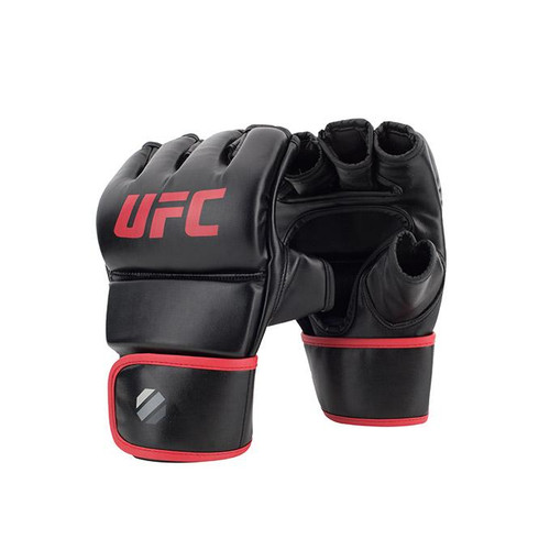 UFC 6oz Fitness Gloves - SM/MED - Black
