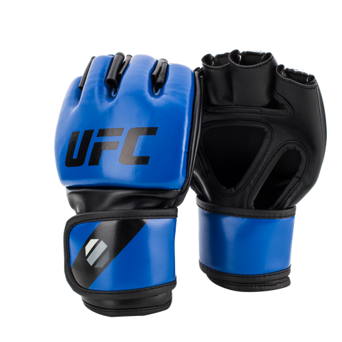 UFC 5oz MMA Gloves - L/XL - Blue