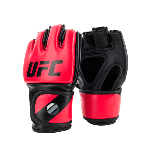 UFC 5oz MMA Gloves - L/XL - Red