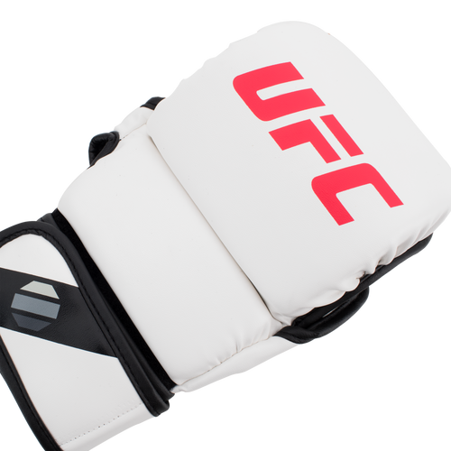 UFC 5oz MMA Gloves - SM/MED - White (UFCMGSM-W)