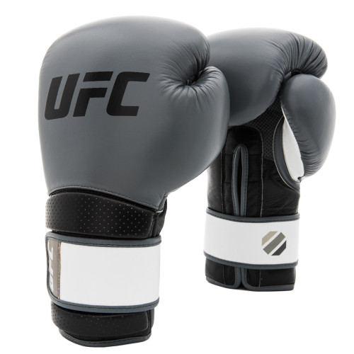 UFC Pro Stand Up Leather Training Glove -18oz
