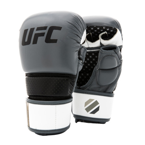UFC Pro MMA Leather Sparring Glove -L/XL