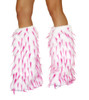 LW4473, Fur Leg Warmers