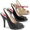 Pink Label   Eve-04 Women Peep Toe Sandal Plus Size 9-16