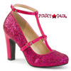 Hot Pink Queen-01 by Pleaser Pink Label