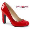 Pink Label | Queen-04 Queen Of Heels Plus Size 9-16  red