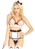 LA87055, Naughty French Maid Lingerie