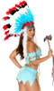 FP-553700, Tomahawk Hottie Costume