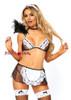 LA87052, Flirty French Maid