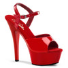 KISS-209 Color Red Patent
