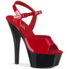 KISS-209 Color Red/Black