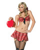 Boarding School Girl Dropout Costume (53034)