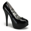 Bordello | TEEZE-06, Platform Pump Bordello Shoes