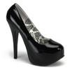 Bordello | TEEZE-06, Platform Pump Bordello Shoes