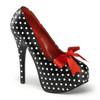 Teeze-12-5, Polka Dot Pump | Pin-Up Couture