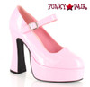 557-Eden, Mary Jane Shoe color pink by Ellie Shoes