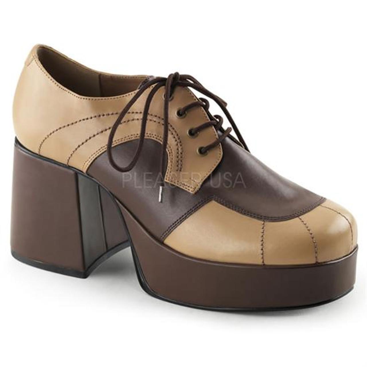 mens dress shoes 1.5 inch heel