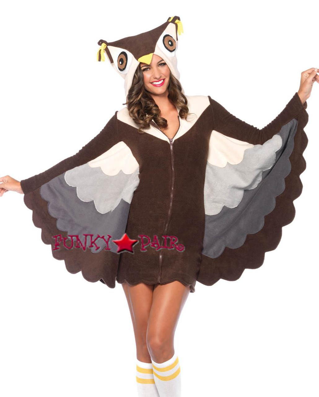 76e1f7122c591 Leg Avenue | LA-85500, Cozy Owl Costume