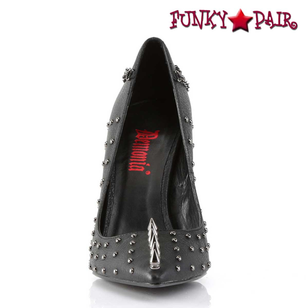 7f92777f9fb Demonia | Voltage-08, Spiky Pump