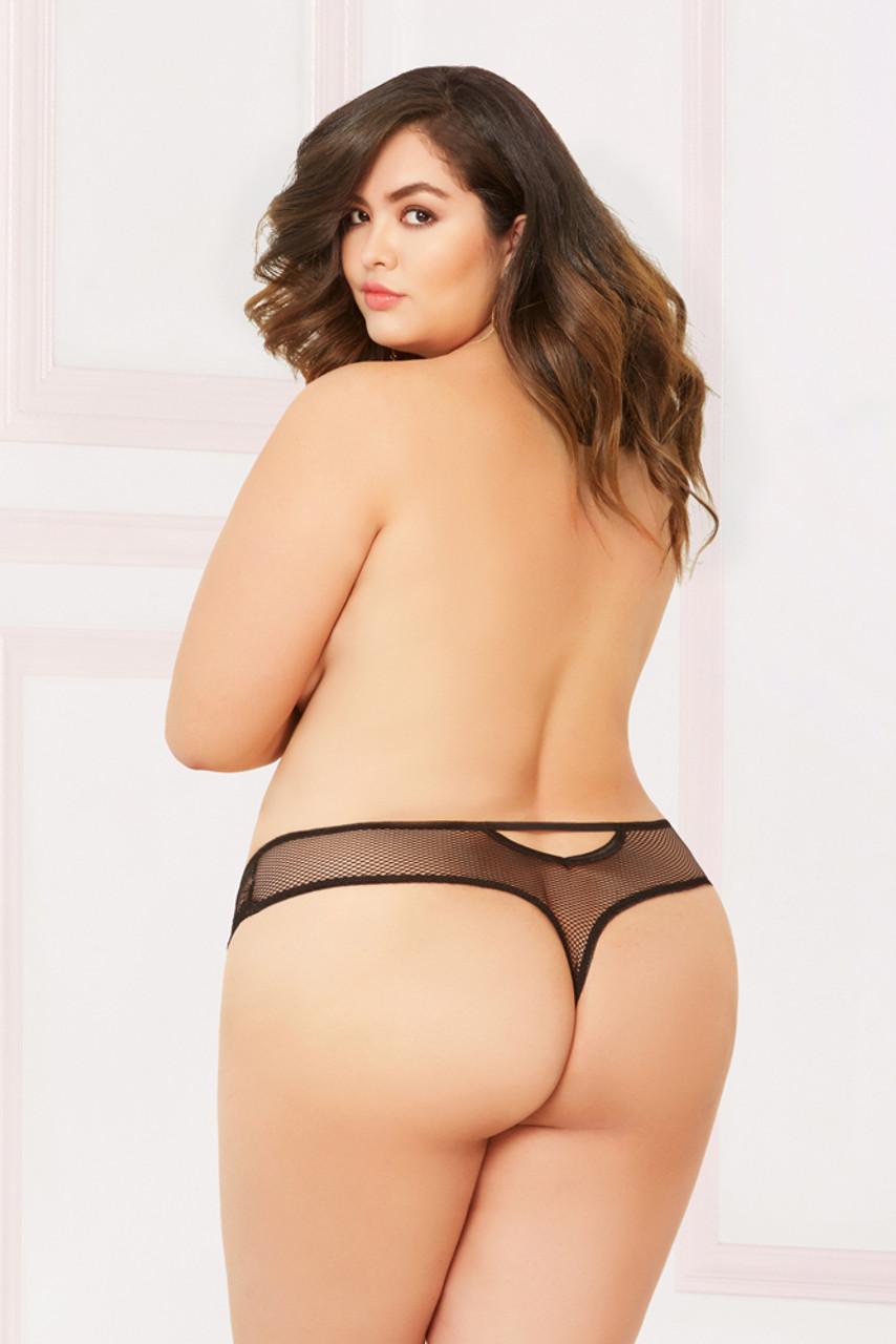 plus size stripper string tangas