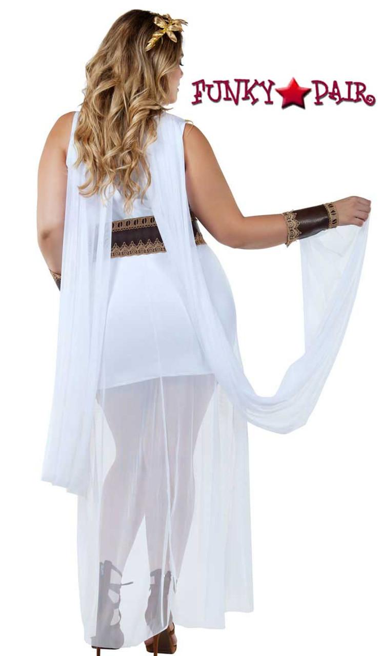 Starline Costume | S8024X, Plus Size Golden Goddess