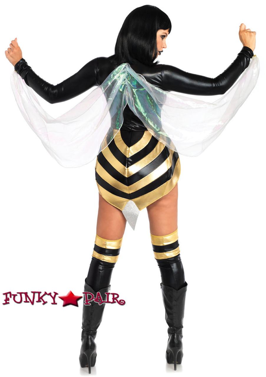 Music Legs 70484 Adult Huron Honey Indian Costume