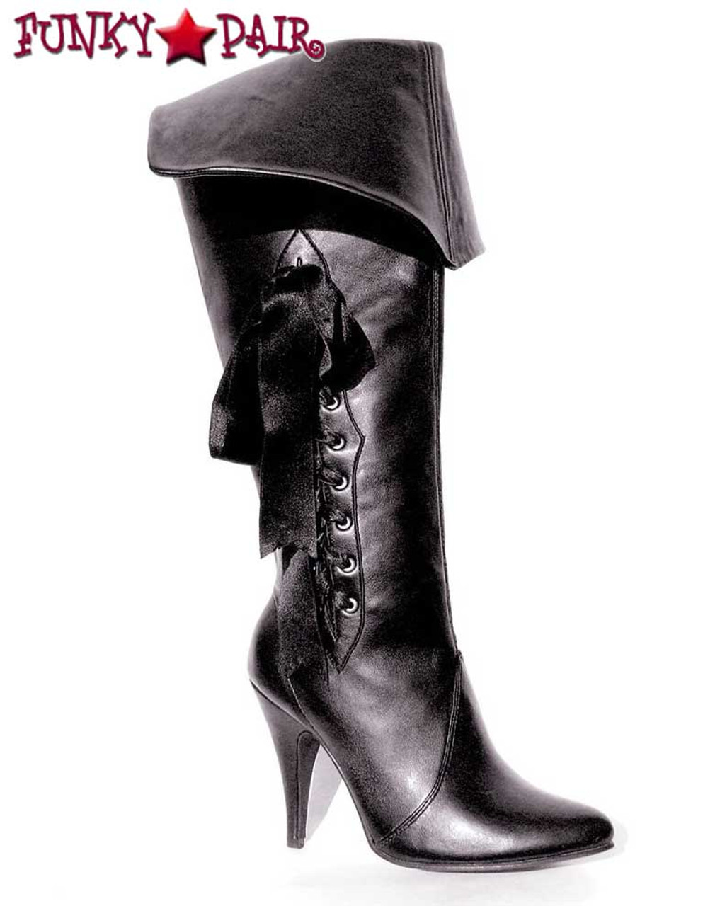 Ellie Shoes Womens 418 Pirate Boot