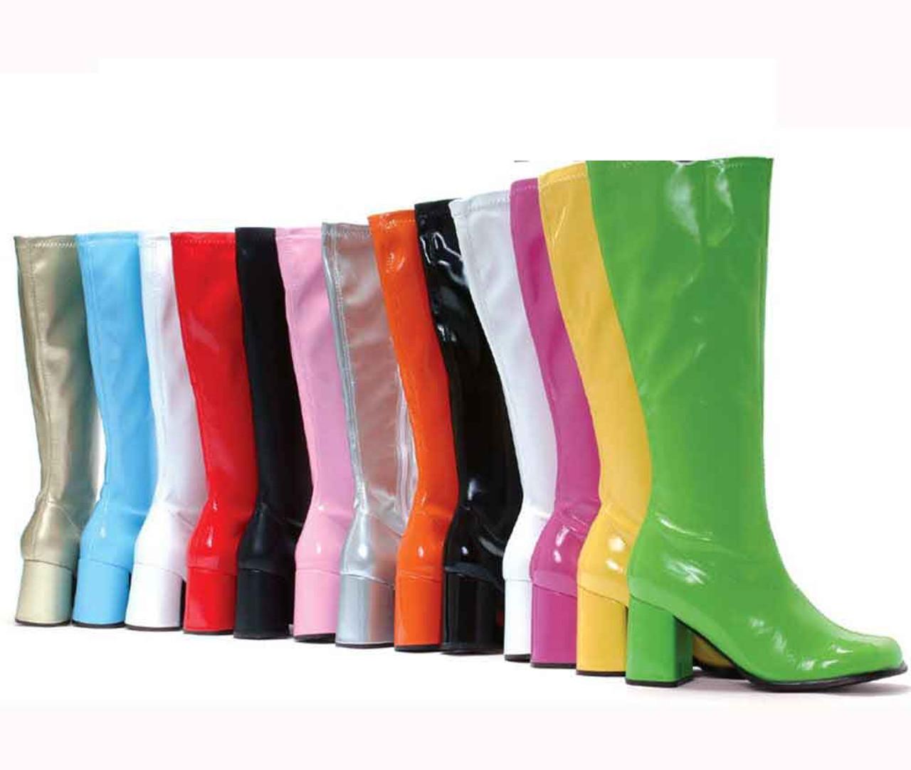 Choose SZ//Color Ellie Shoes Women/'s Go-Go Boot