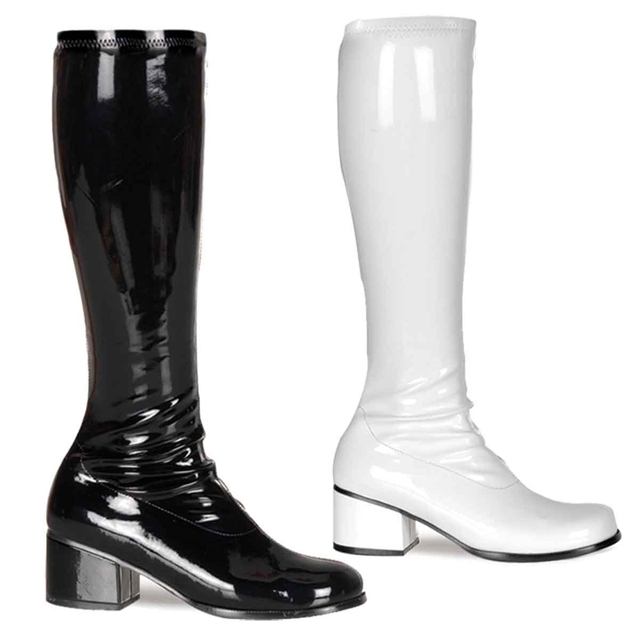 550ca27a65f Retro-300, 2 Inch Go Go Boots | Funtasma