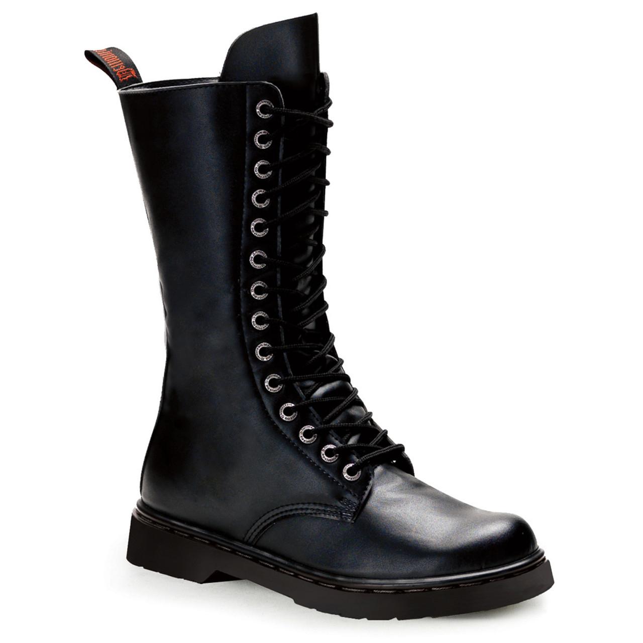 Defiant-300 Men's Mid Calf Combat Boots