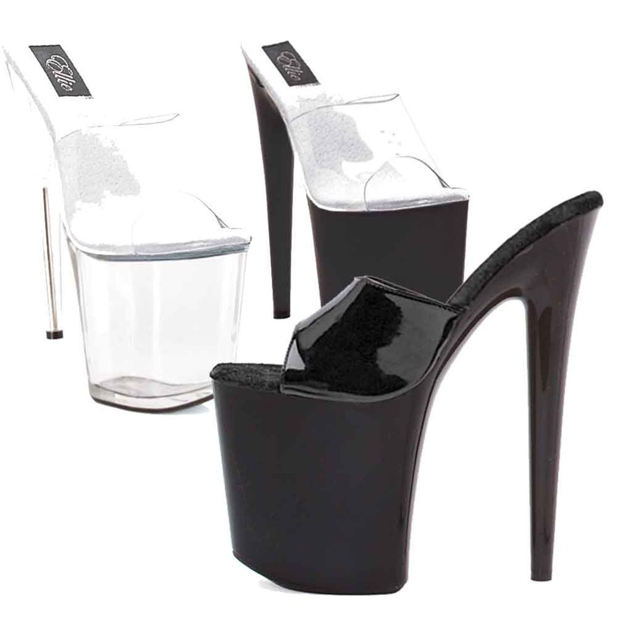 850-VANITY, 8 Inch Stiletto High Heel
