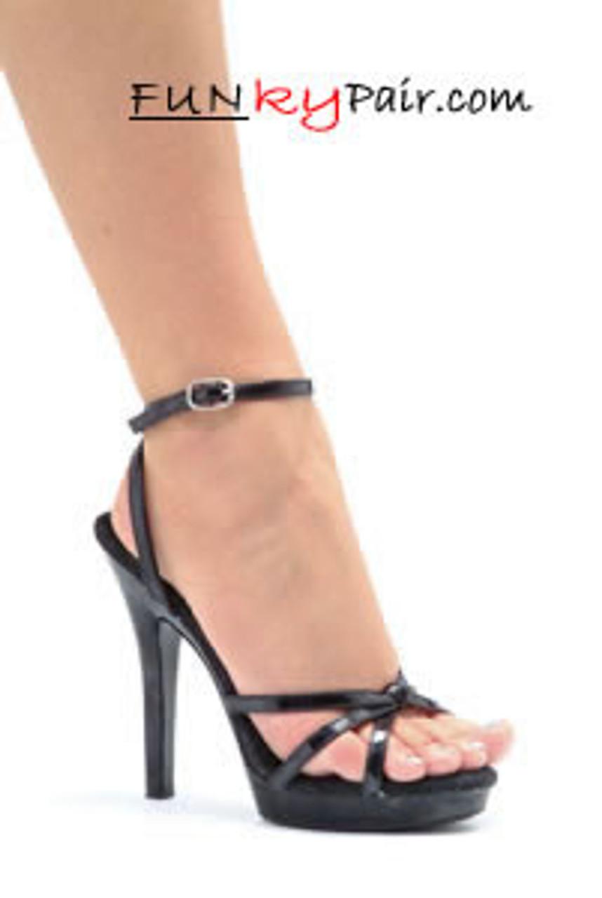 Inch Platform Stiletto Heel Strappy Sandal