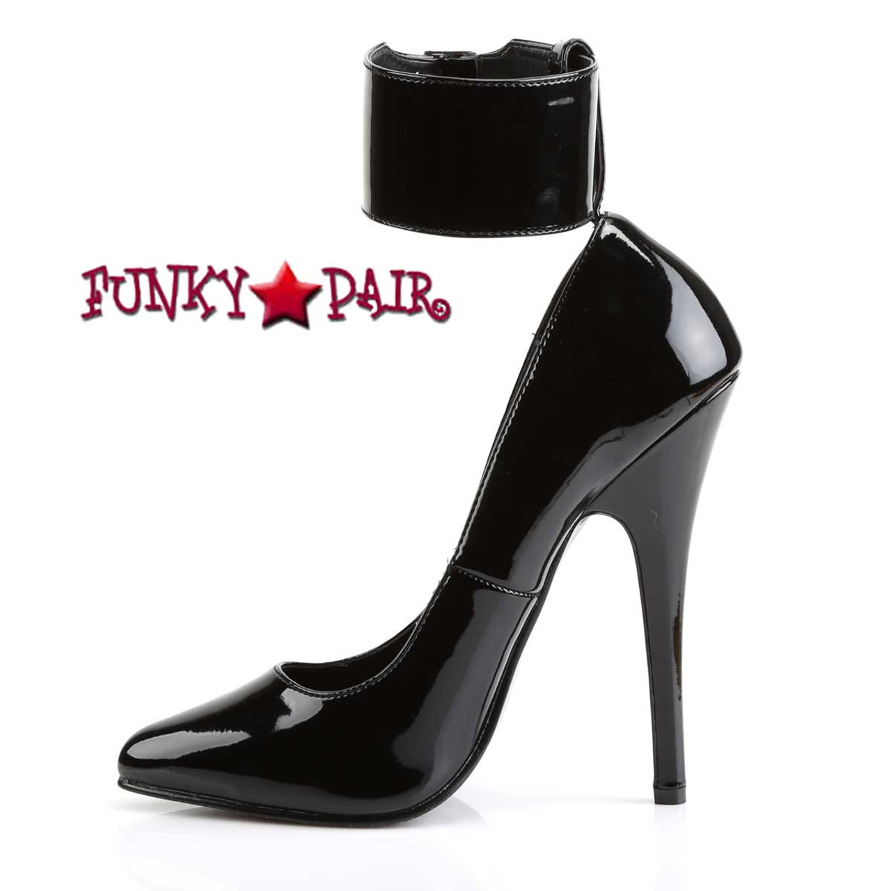 d1a0bcb5cf2a6 Devious | Fetish High Heels Pump Domina-434