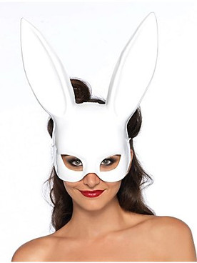 2628, MASQUERADE RABBIT MASK
