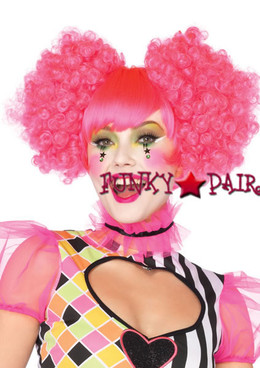 2673, Harlequin Neon Wig
