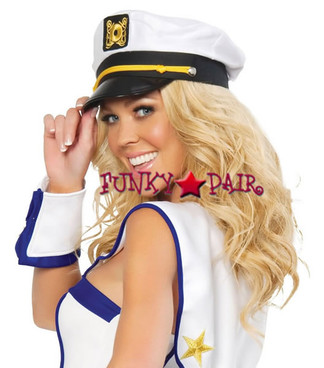 H107, Sailor Captain Hat
