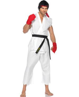SF85081, Men's Ryu Costume