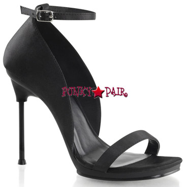 Chic-35, D'Orsay Arched Ankle Strap Made By PLEASER Shoes