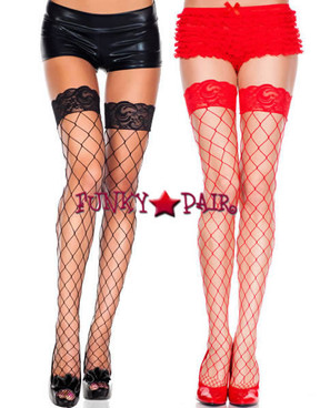 ML-4925Q, Diamond Net Stocking