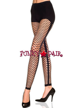 ML-35242, Diamond Net Leggings